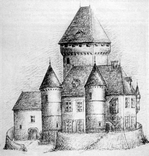 chateau motte roffignac allassac tourisme visite